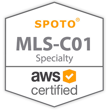 AWS Certified Machine Learning (MLS-C01) Certified Exam