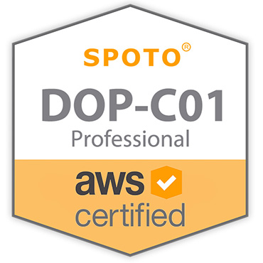 AWS Certified DevOps Engineer (DOP-C01) Certified Exam