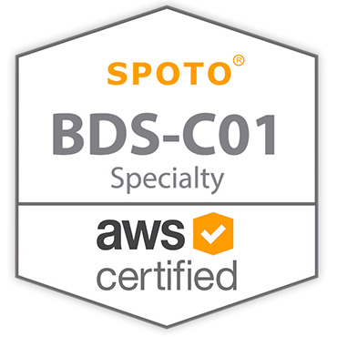 AWS Certified Big Data (BDS-C00 )Certified Exam