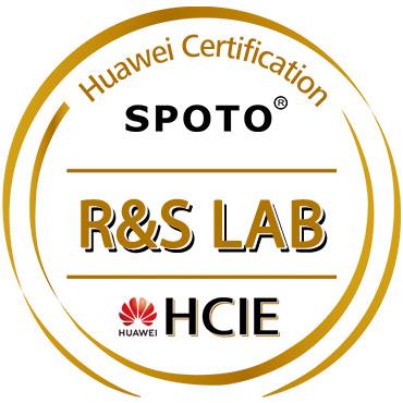 Huawei HCIE R&S Lab Certification Exam