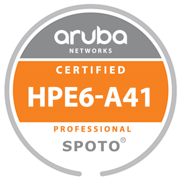 Pass and Prepare HPE6-A41 Certification Exam