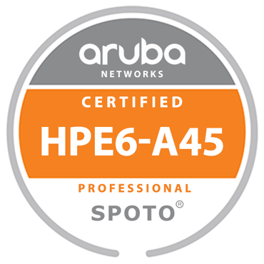 Pass and Prepare HPE6-A45 Certification Exam