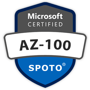 Microsoft AZ-100 Certification Exam