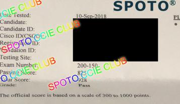 CCNA Online Training Course(Scores 950) - SPOTO CCIE CLUB