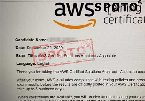AWS Other Written