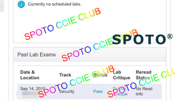 CCIE Security Lab