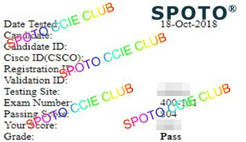 CCIE RS Written