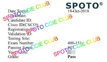 CCIE Data Center Written
