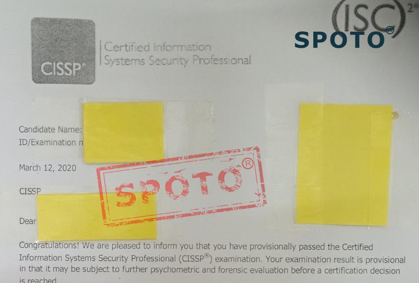 CISSP Other Written