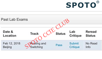 CCIE R&S Lab