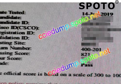 CCIE SP Written