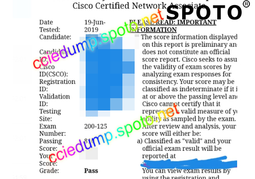 CCNA RS Written