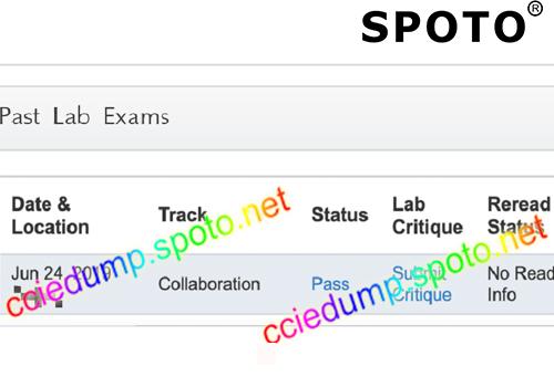 CCIE Collaboration Lab