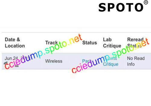 CCIE Wireless Lab