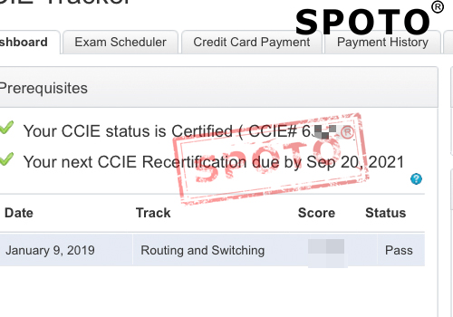 CCIE RS Lab
