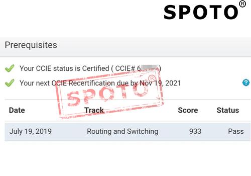 CCIE RS Lab