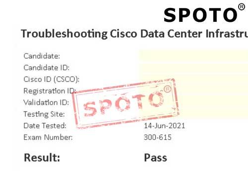 CCNP Data Center Written
